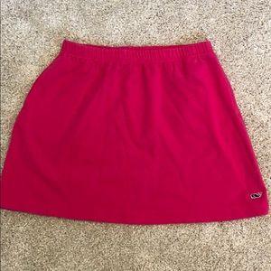 Girls Vineyard Vines cotton skirt. Never worn.